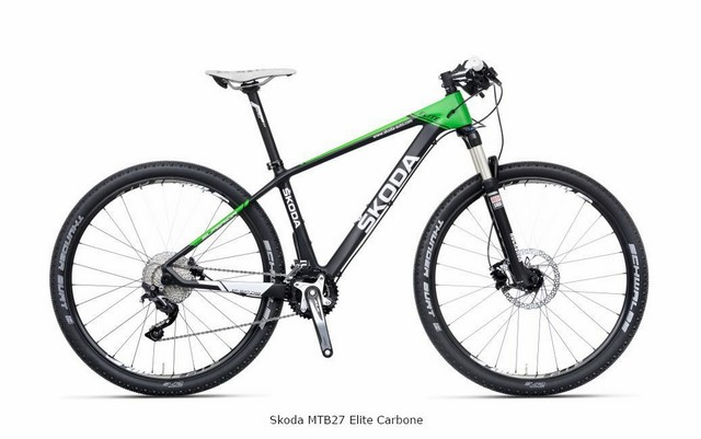 ŠKODA commercialise en France sa gamme de vélos 652915SkodaBike2013Elite21