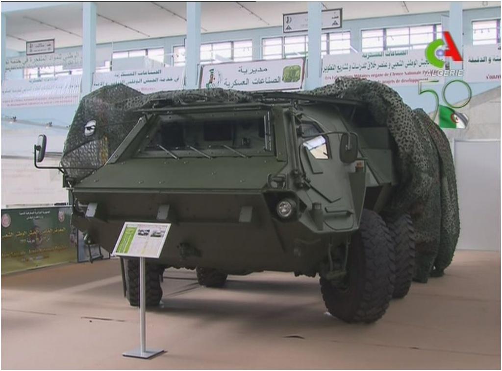 تطور الصناعة الجزائرية العسكرية الثقيلة  بشكل ملحوظ من الشراكة الى الاعتماد الذاتي الكلي . 653484vvvvvvvv