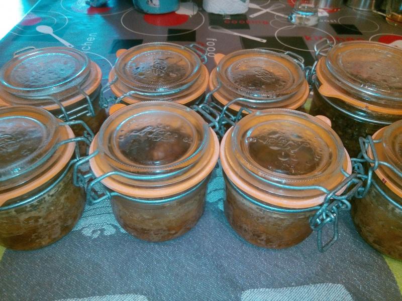 Terrine de chevreuil aux cèpes et calvados 654162014