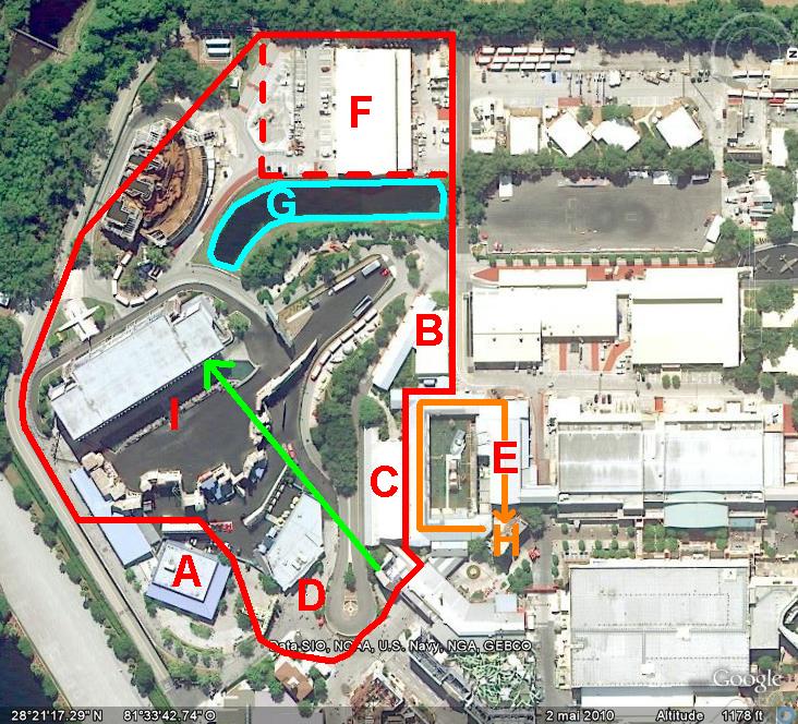 [Disney's Hollywood Studios] Projets et rumeurs 654427DHSCarsLandtest1178ftinprogress4