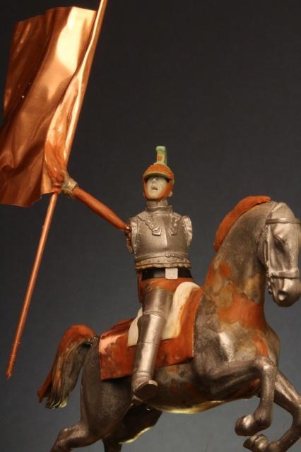 Jacquemin et le drapeau de Arkhangelogorod - Austerlitz 1805 654459FrancoisJacqueminAusterlitz180514