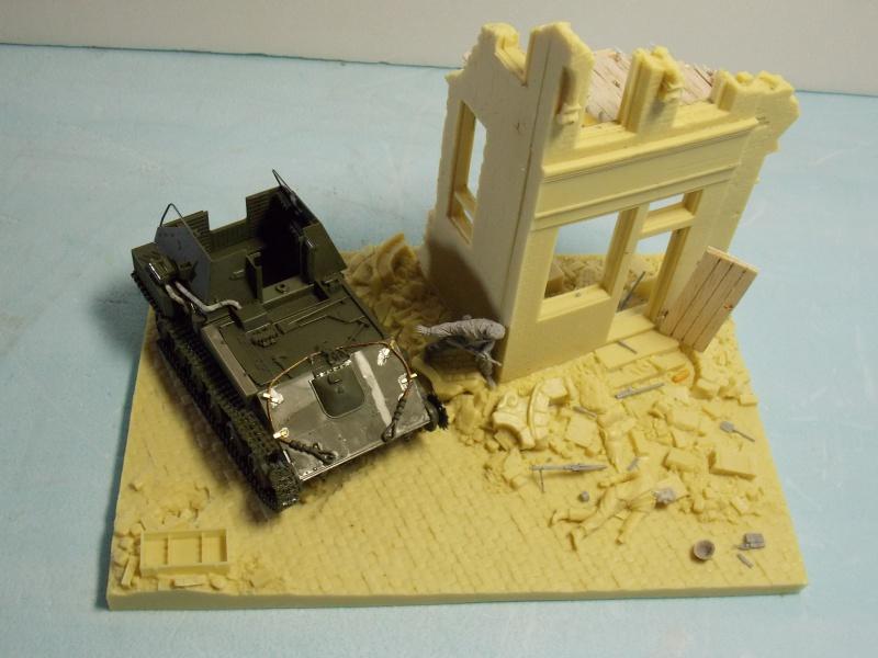 SU 76 M Tamiya et ruine Verlinden 1/35 - Page 2 654639DSCN4313