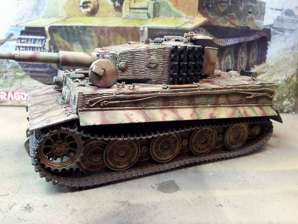 Tiger I Late production - Normandie 1944 - Dragon - 1/35 - Page 2 65464217974261102109613520843151889402070n
