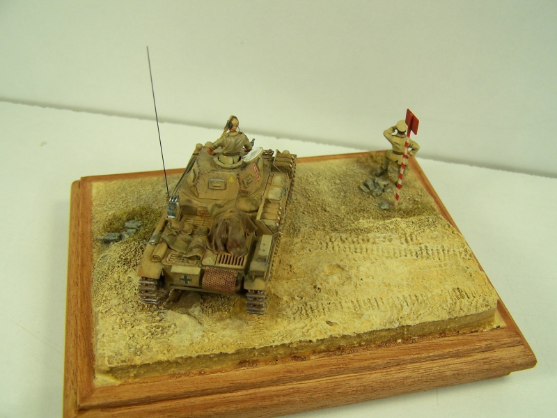 Panzer 2 aus F  Cyrénaique 1941 6546771005390