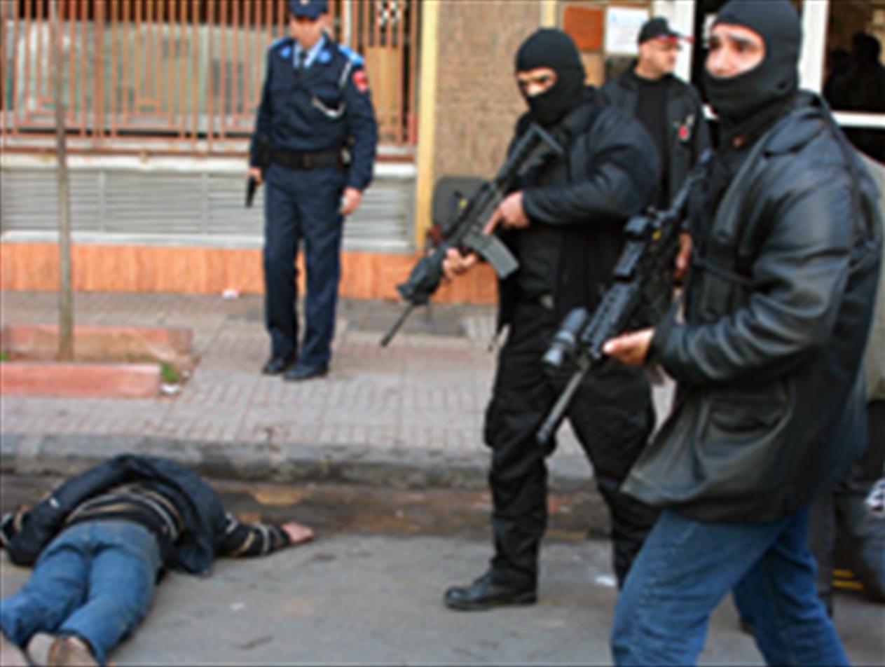 Moroccan Special Forces/Forces spéciales marocaines  :Videos et Photos : BCIJ, Gendarmerie Royale ,  - Page 9 654815007