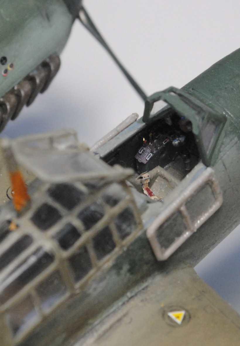 Bf 110 C D E 655224Cockpit