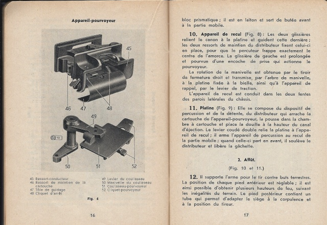 Mitrailleuse suisse Mod. 1911 655817MG117