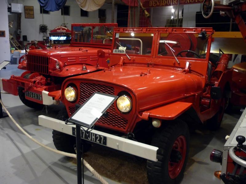 Musée des pompiers de MONTVILLE (76) 656180AGLICORNEROUEN2011048