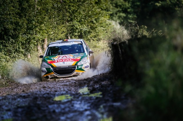La 208 Rally Cup Fait Sa Rentrée En Lozère ! 656450577066a171ca9