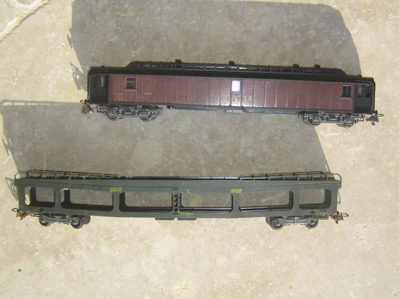 Vieux modèles ferroviaires Ho 656996Ferrov201603244