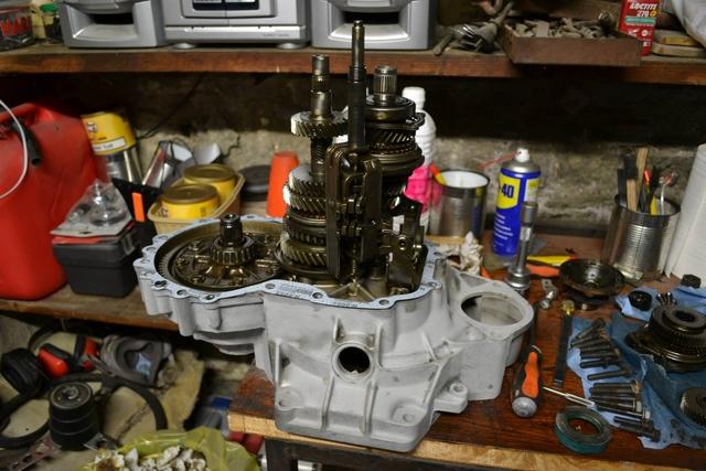 Scirocco TS en restauration complète ! - Page 3 657284DSC79191