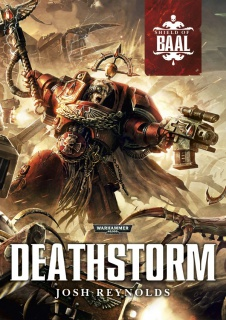 Programme des publications The Black Library 2014 - UK 657668Deathstorm