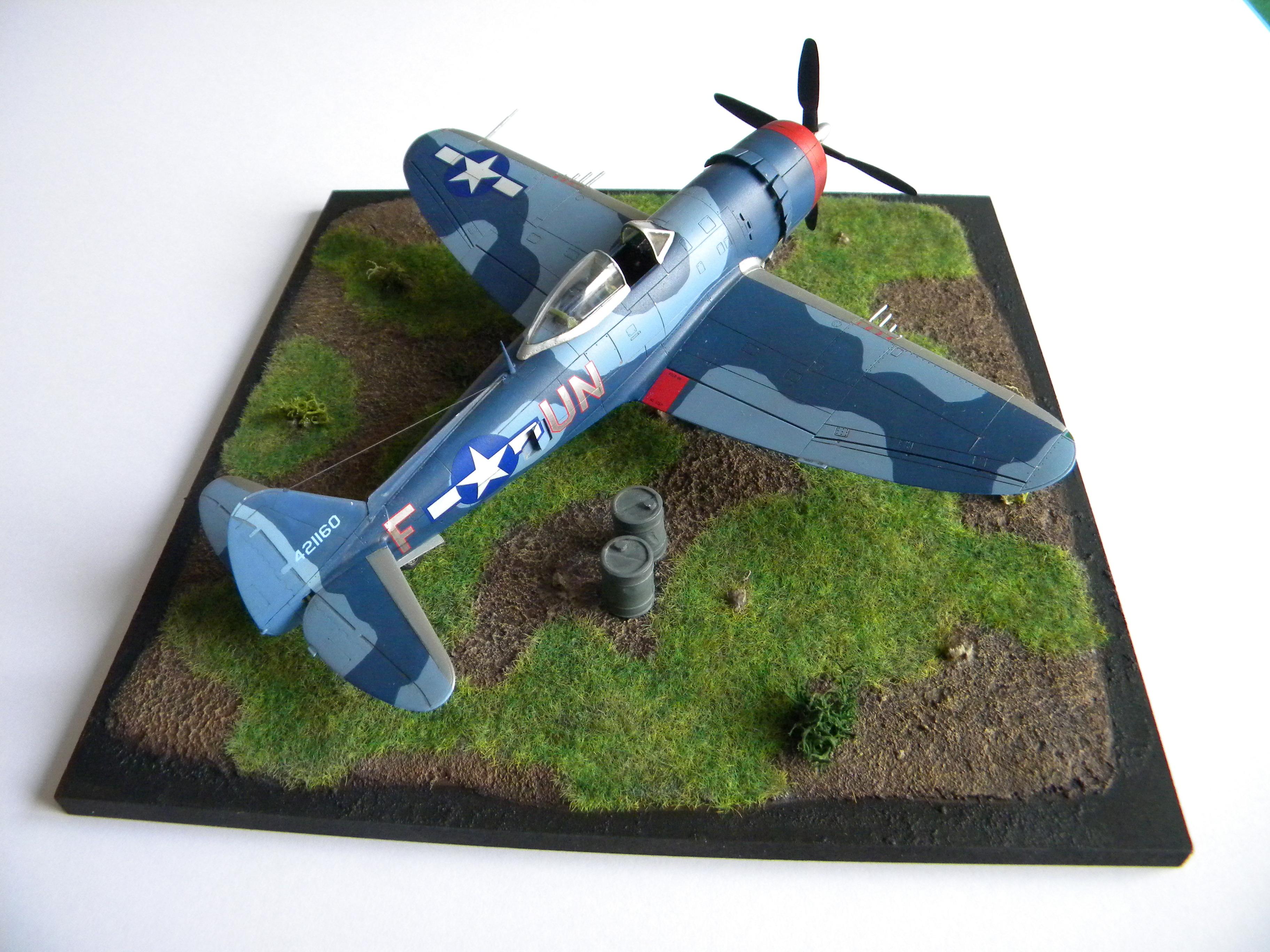 [Revell] P-47M Thunderbolt 658062DSCN9488