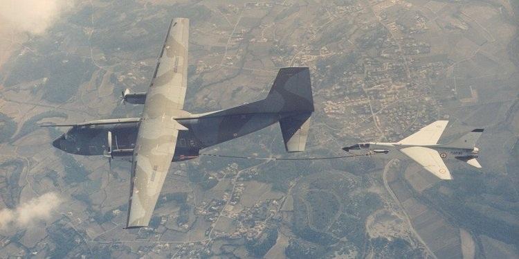 VOUGHT F-8 CRUSADER  658167VoughtF8EFNTransall1984