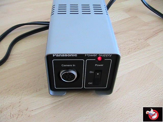 Caméra Panasonic PK-750 et VCR Portable NV-8410 65868811
