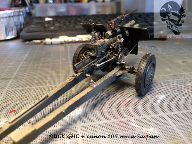 Duck gmc,avec canon de 105mn,a Saipan 658940IMG4438