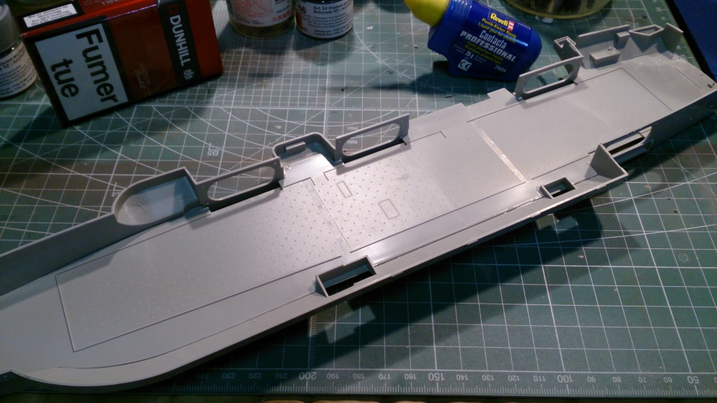 USS Theodore ROOSEVELT CVN-71 [Trumpeter 1/700] 659327cvn711
