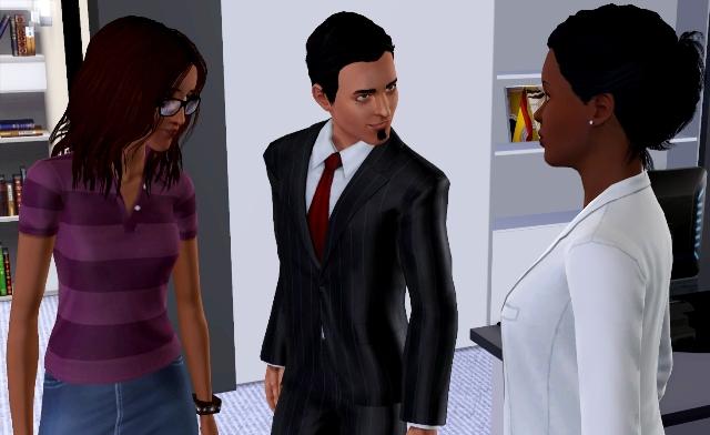 """[Terminé] Sims Histoires de Jobs """"Au bureau"""" - Page 20 660754Screenshot31"""