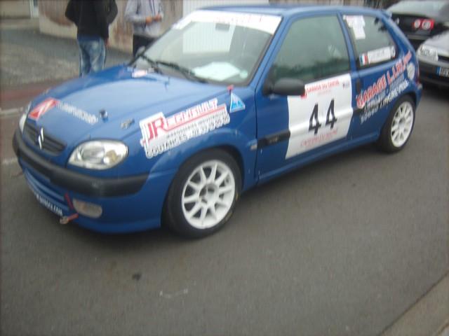 31è Rallye Tessy sur Vire Gouvets 2012 (vérifications techniques)  660770Sep01778