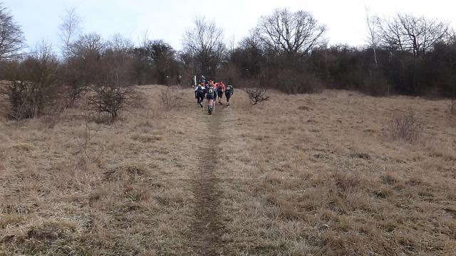 Trail des Poilus. 47kms . 11/03/2012. vu et couru par Seb. 662050TraildesPoilusMars2012048