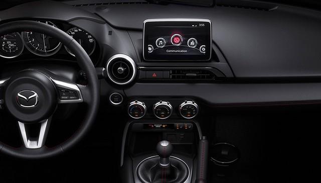 Salon de l'auto de New York : première mondiale de la Mazda MX-5 RF  662477mx5cgiinterior06