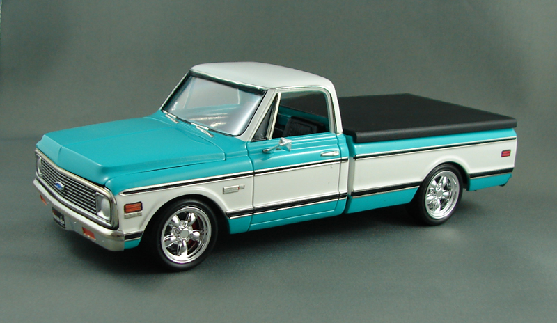 Chevy pickup 1972 66286672chevypickup018