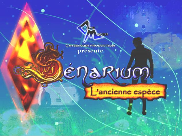 Sénarium - L'Ancienne Espèce 663206371