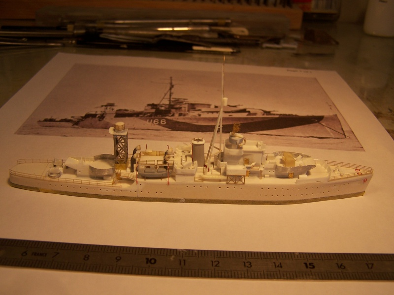 Aviso classe modifiée  Black Swan 1942  scratch 1/600 - Page 2 663428modifiedBlackSwansloop020