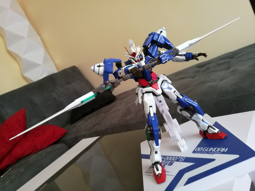 [REVIEW] Gundam 00 Seven Sword Metal Build MC Club..entre larmes,decadence et F5. 663638IMG20161030145104