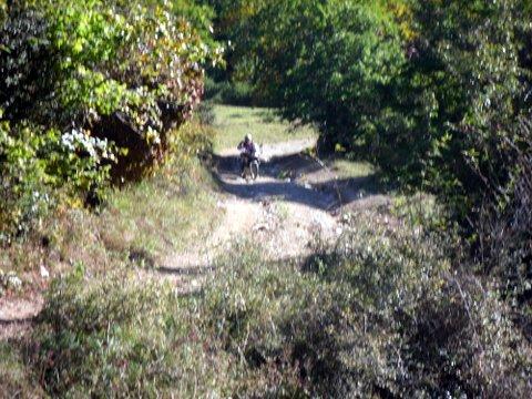 Gros trail et ++ en balade  à Axat , samedi 4 Octobre - Page 2 664326SDC19158