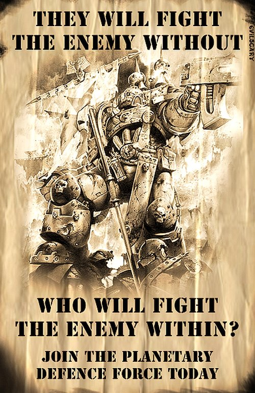 Nouvelle page facebook : Burn the Heretic, Kill the Mutant, Purge the Unclean 664572spacemarines