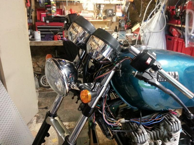 "Honda CM400TC 1983 ""From Custom to Scrambler"" 66503420130609091636"