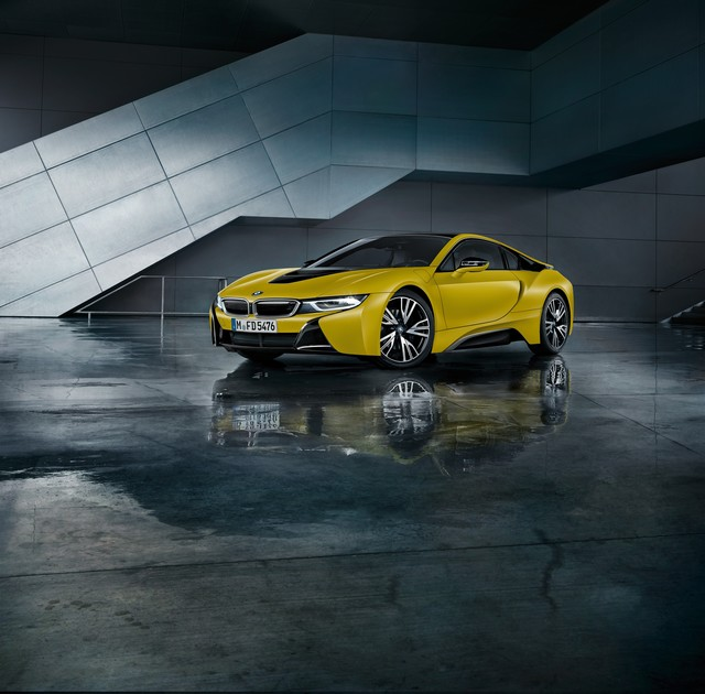 BMW au 87e Salon international de l'Automobile de Genève 2017 665290P90246554highResthenewbmwi8froze