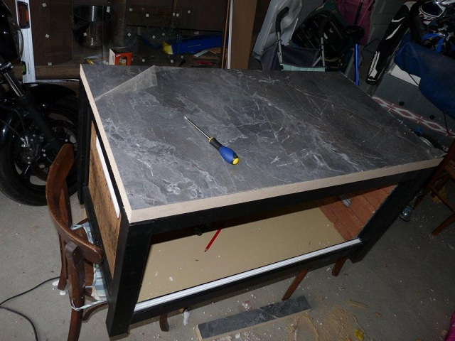 construction terra table basse (terminer) !!! 665360509