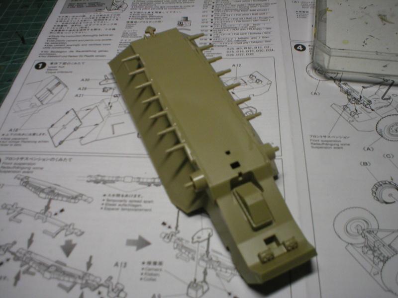 Mtl.SPW.Sd.Kfz.251/1Ausf.D mit Schwerer Wurfrahmen 40 STUKA ZU FUSS  1/35 de TAMIYA 66549401