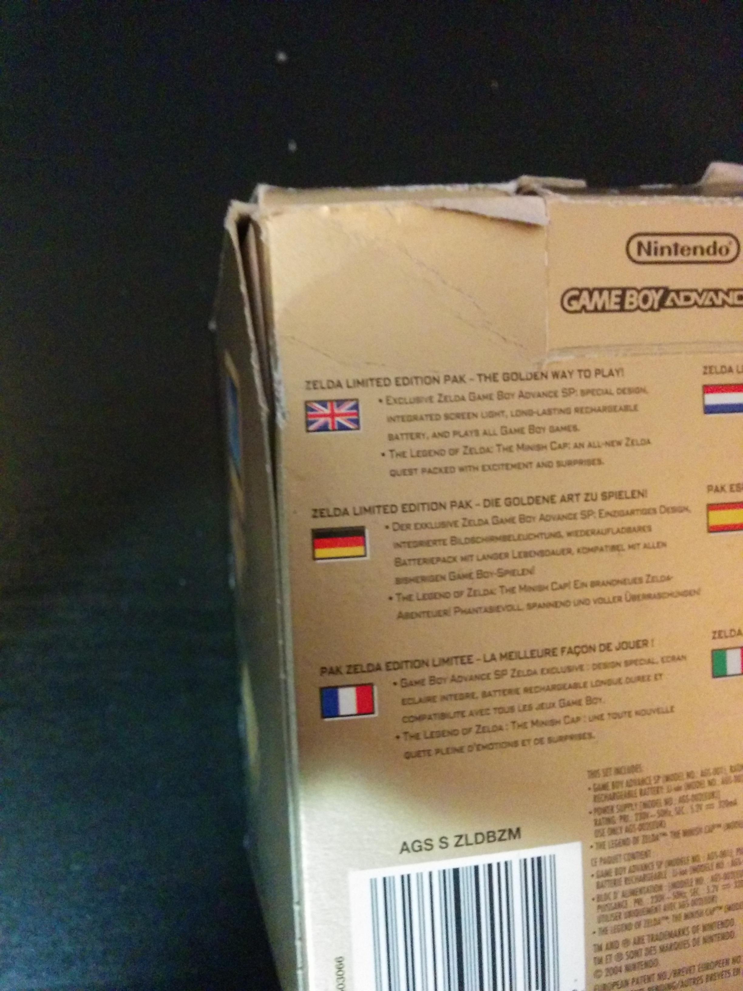 [EST] Divers (GBA SP Zelda, Master System ..) 666067IMG20171014104529
