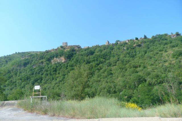 CR (Photos & Vidéo)  : TSO : 06-07/06/15 Sortie au Viaduc de Millau & environs 666420P1180597
