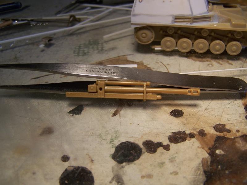 Sdkfz 124 Wespe Normandie 06.44 6664791005722