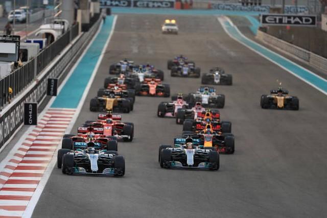 F1 GP d'Abu Dhabi 2017 : Victoire de Valtteri Bottas  666764879434398