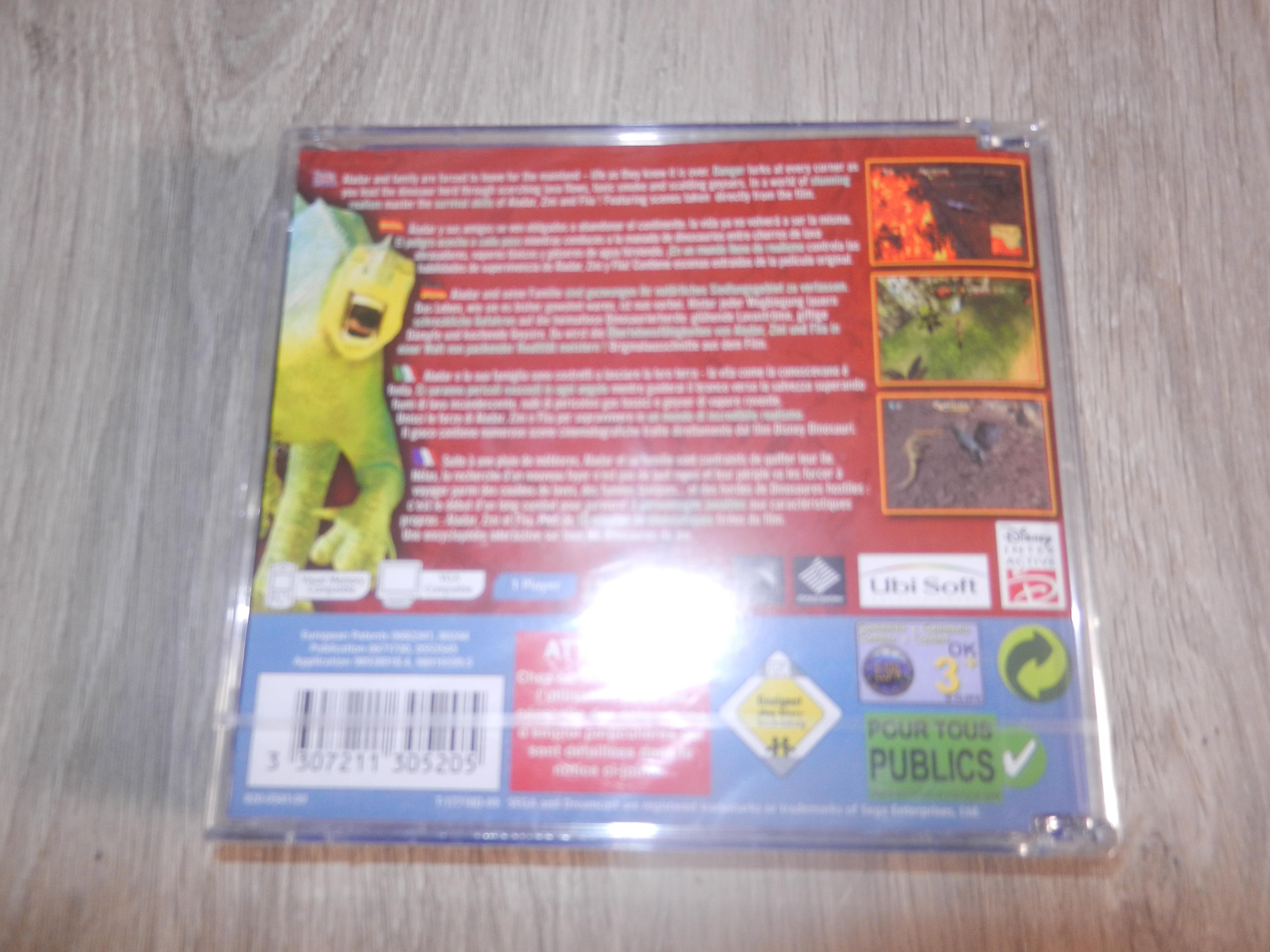 [OK] Fullset Dreamcast PAL FR sous BLISTER : TERMINE au 12/12/16 667018DSCN2445