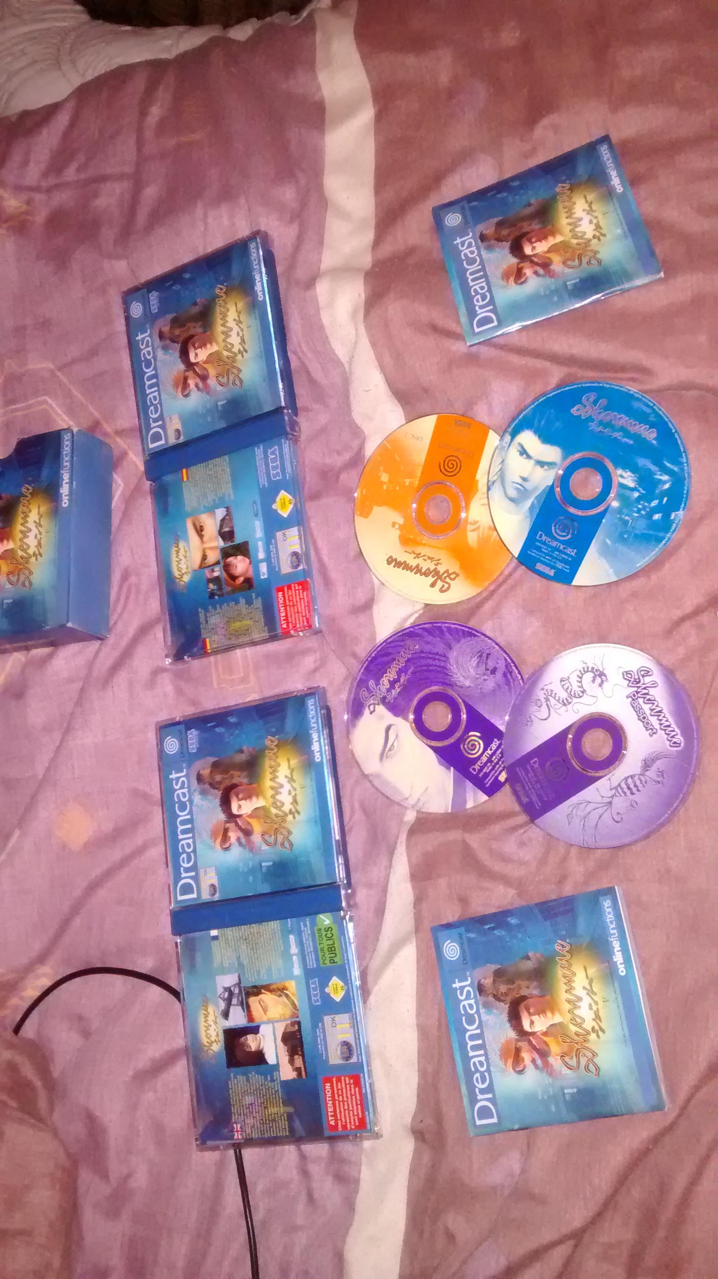 [Vds] Lot Dreamcast - MS/MD et Saturn Update 18/01 ajout Jeux Sat Jap - Page 3 667807IMG20160118012136074
