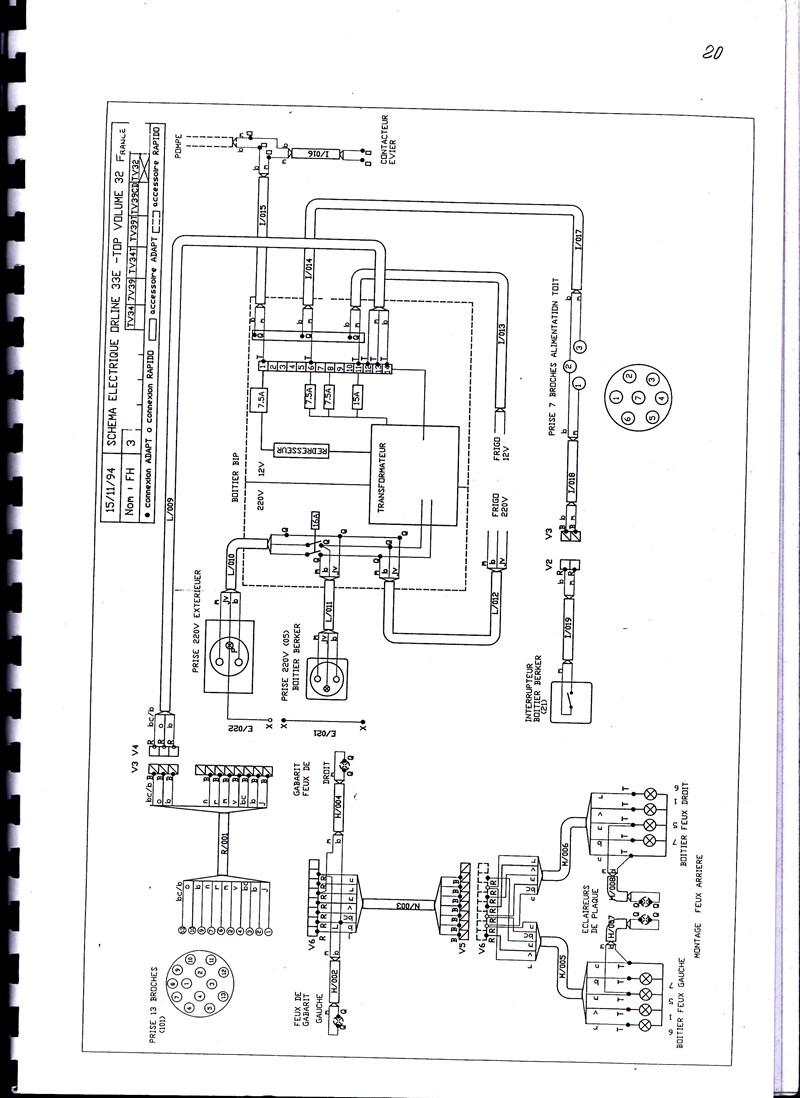 Manuel d'utilisation et d'entretien des caravanes Esterel 1997/1998 668480IMG0020