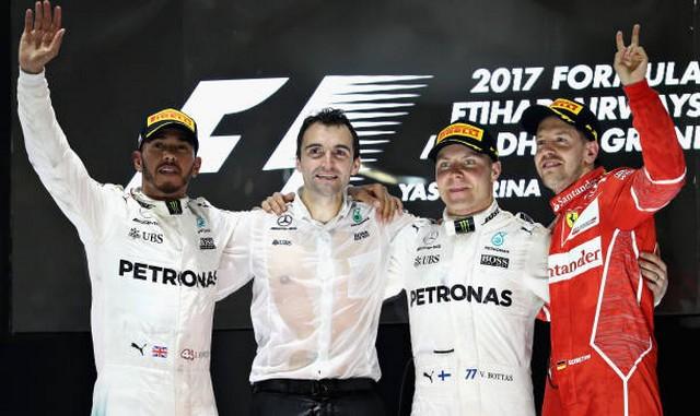F1 GP d'Abu Dhabi 2017 : Victoire de Valtteri Bottas  668664879422286
