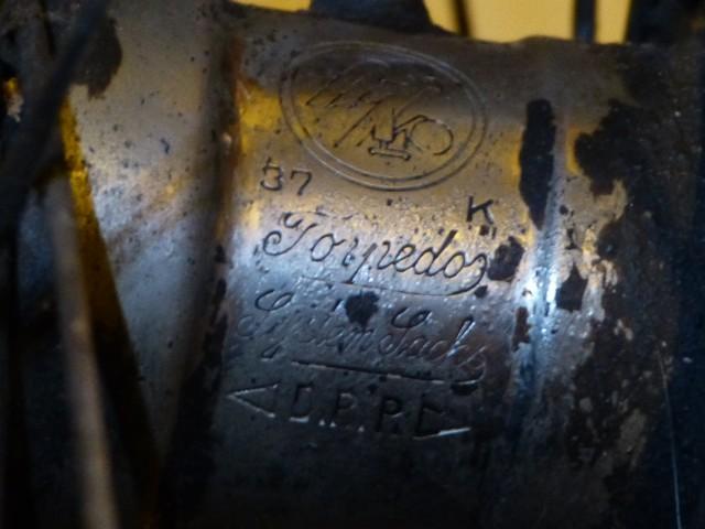 ALCYON vélo-porteur 1938 668965P1200175