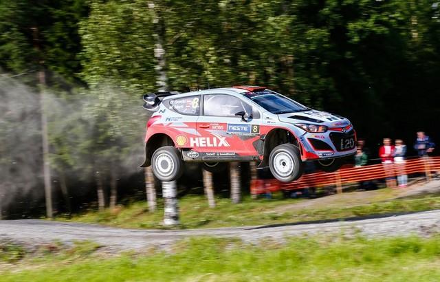 Mission accomplie pour Hyundai Motorsport qui se classe quatrième en Finlande  669069143134Sordo08FIN15cm187