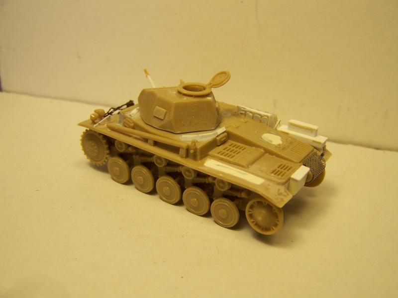 Panzer 2 auf F Africa Korps 1941  (Terminé) 6694151005371