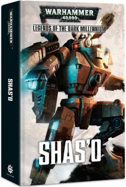 Legends of the Dark Millennium: Shas'O - Anthologie 669510872