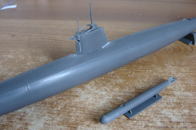 Ko-Hyoteki / Sous-marin de poche Type A - Fine Molds - 1/72ème 669571DSC03969bis