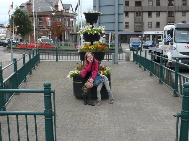 L'Ecosse en side-car au mois d'aout 2012 669900378