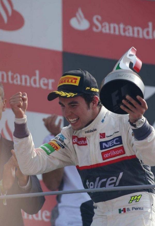 F1 GP d'Italie 2012: Victoire Lewis Hamilton  6710762012SergioPerez2